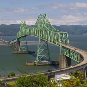 The Astoria Megler Bridge = Coming Home